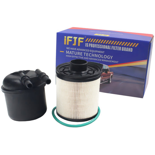 Fudoray FD-4615 FD46165 Fuel Filter for Ford F250 F350 F450 F550 6.7L Diesel Powerstroke Super Duty 2011-2016 Water Seperator