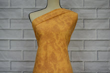 Load image into Gallery viewer, CARLEE--FRENCH TERRY--MUSTARD TIE DYE