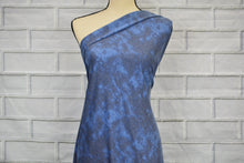 Load image into Gallery viewer, LYNN--FRENCH TERRY--BLUE TIE DYE
