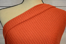 Load image into Gallery viewer, PAT--OVERSIZE WAFFLE KNIT--PUMPKIN SPICE
