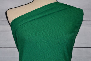 ROBYN--RIB KNIT--GREEN
