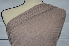 Load image into Gallery viewer, TABITHA--BRUSHED RIB KNIT--MUSHROOM