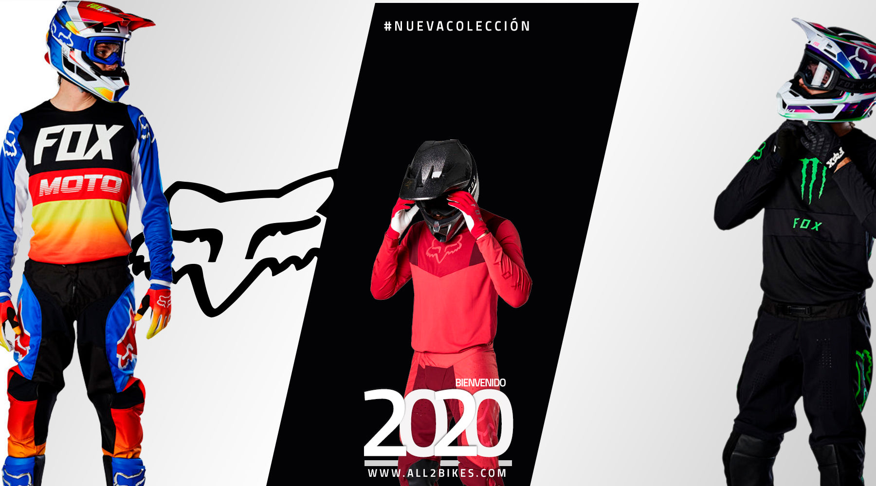 coleccion fox racing 2020 all2bikes