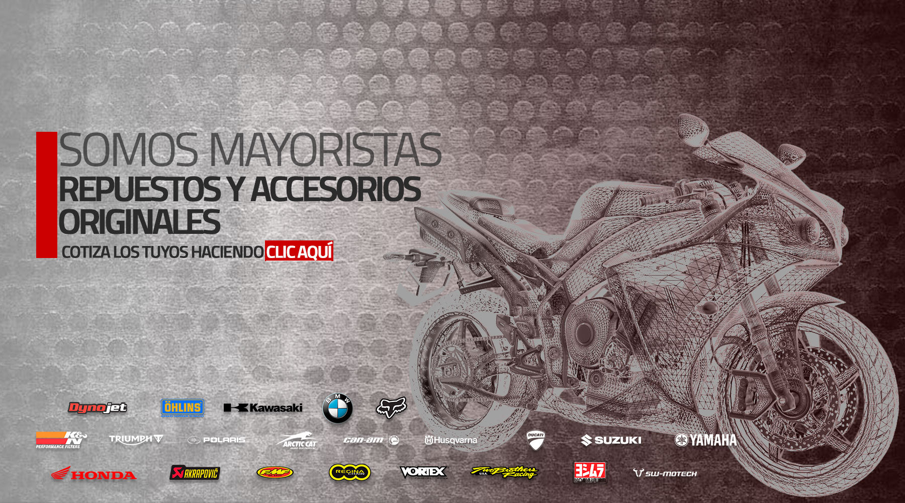 REPUESTOS DE MOTOS ALL2BIKES