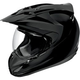 Casco Icon Variant Solid Black