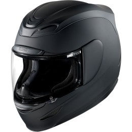 Casco Icon Airmada Solid Black Rubatone all2bikes