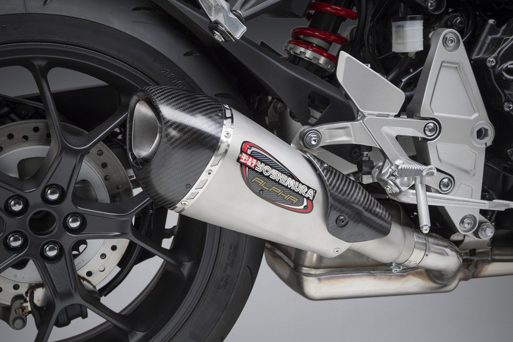 Escape Yoshimura Slip On Honda CB1000R 2018-2019 all2bikes