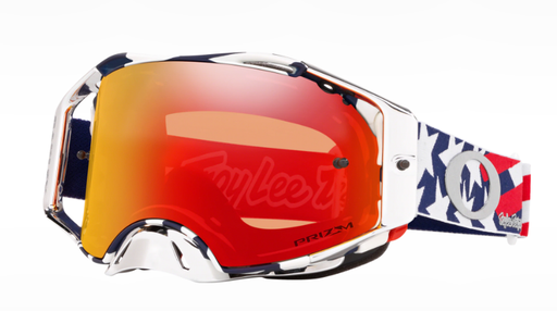 Goggles Oakley AirBrake MX Troy Lee Designs all2bikes