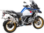 Escape Yoshimura Slip on BMW 1250GS ALL2BIKES