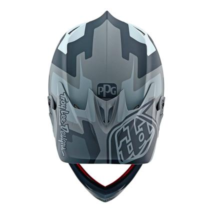 Casco Bicicleta MTB Troy lee Designs D3 Fiberlite Speedcode all2bikes