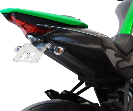 Porta Placas Competition Werkes Kawasaki Z1000 all2bikes