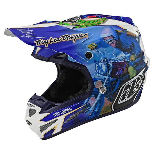 Casco Troy Lee SE4 Malcolm Smith ALL2BIKES
