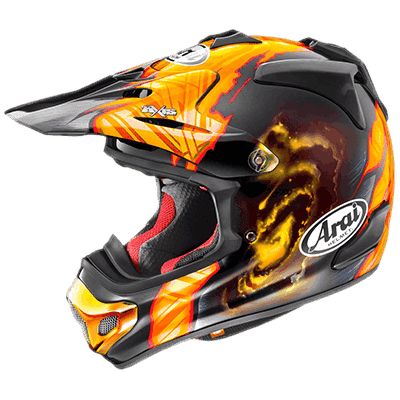 Casco ARAI Vx-Pro 4 Barcia Orange