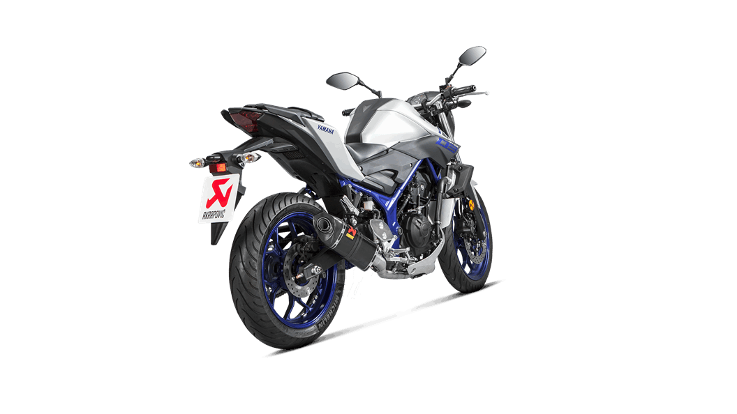 Escape Akrapovic Full System Yamaha MT 03 2016-2019 all2bikes