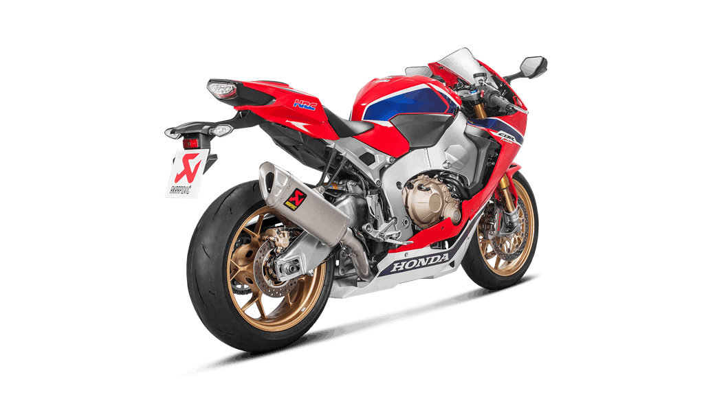 Escape Akrapovic Full System HondaCBR 1000 RR SP 2017-2019 all2bikes