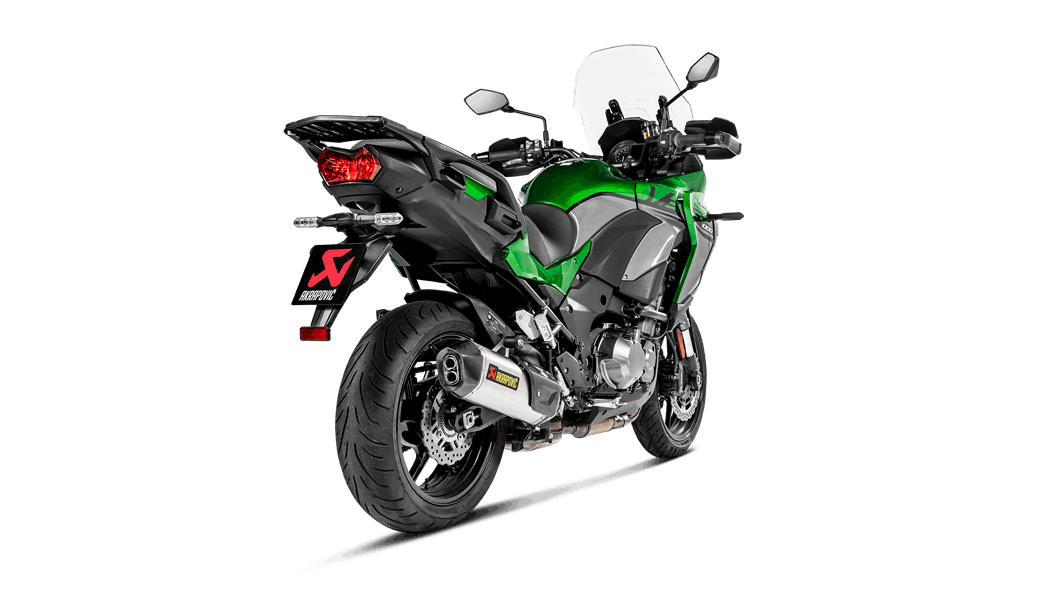 Escape Akrapovic Slip On Kawasaki Versys 1000 2019 all2bikes