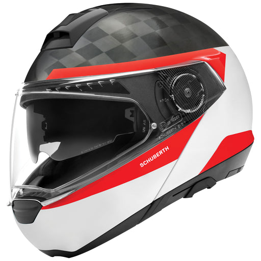Casco Schuberth C4 Pro Carbon Delta all2bikes