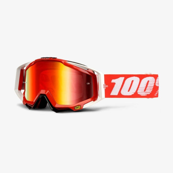 Goggles 100% Racecraft Fire Red ALL2BIKES