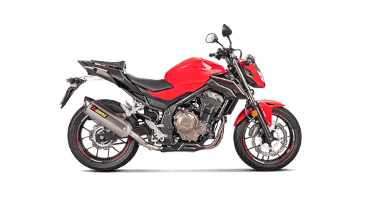Escape Akrapovic Slip On Honda CB 500 F 2016-2018 all2bikes