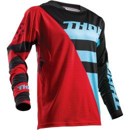 JERSEY THOR FUSE AIR RED BLACK BLUE