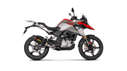Escape Akrapovic Full System BMW G310 GS 2017-2019 all2bikes