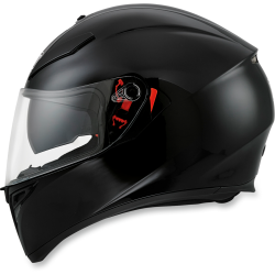 Casco Agv K3 Sv Negro Brillante all2bikes