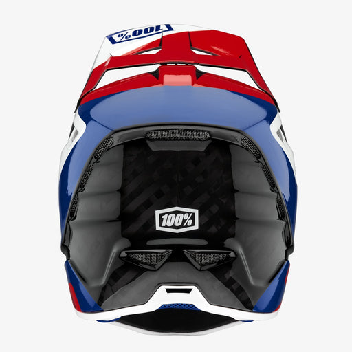 Casco 100% Aircraft Carbon Mips Fusion Ripper Navy all2bikes