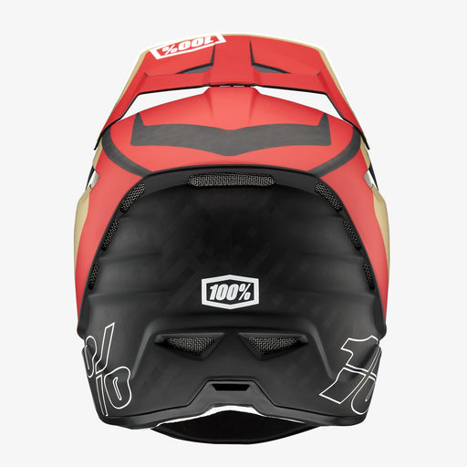 Casco 100% Aircraft Carbon Mips LTD Red all2bikes