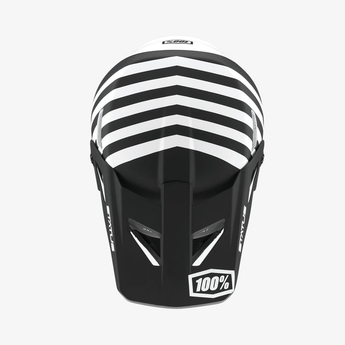 Casco 100% Status Arsenal all2bikes