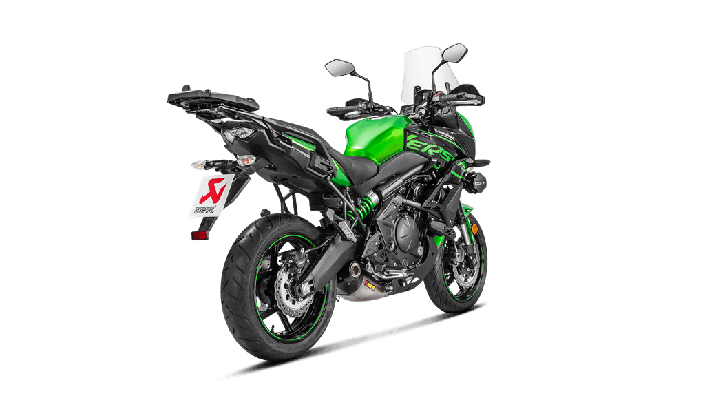 Escape Akrapovic Full System Kawasaki Versys 650 2017-2019 all2bikes