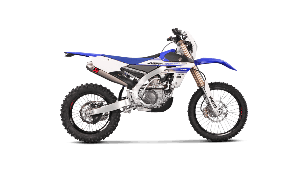 Escape Akrapovic Full System Yamaha WR 450 F 2016-2019 all2bikes