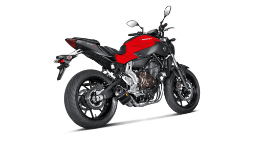 Escape Akrapovic Yamaha MT 07 mod 2014-2019 CARBONO
