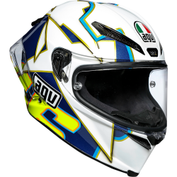 Casco AGV Pista GP RR Rossi World Title 2003 ALL2BIKES