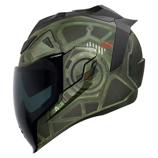 Casco Icon Airflite Blockchain all2bikes