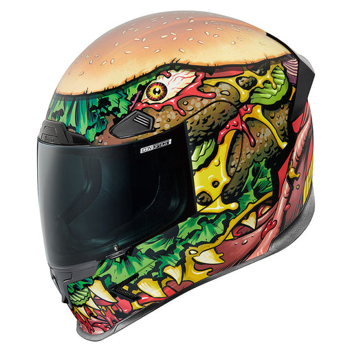 Casco Icon Airframe Pro Fastfood all2bikes