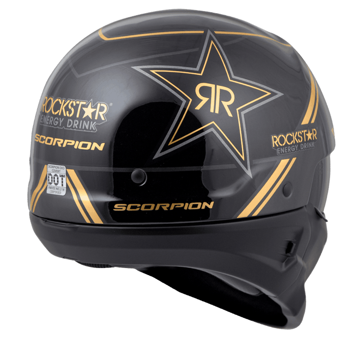 Casco Scorpion Covert Rockstar ALL2BIKES