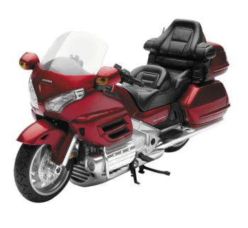 Moto a Escala 1:12 Honda 2010 Gold Wing® all2bikes