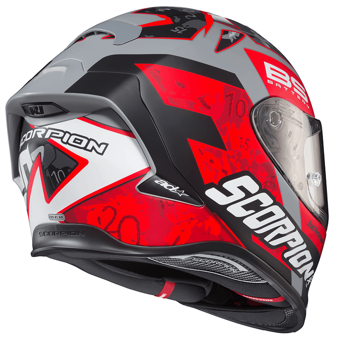 Casco Scorpion Exo-R1 Fabio Quartararo all2bikes