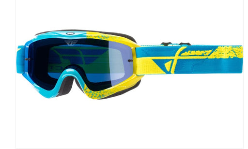 Goggles Fly Racing Zone Comp ALL2BIKES