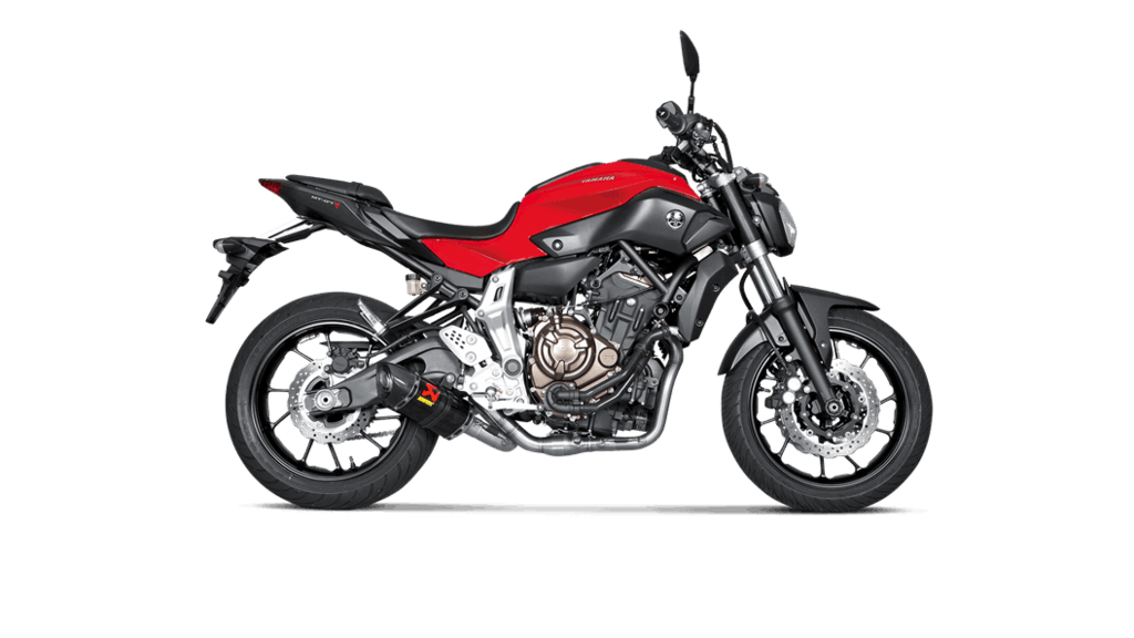 Escape Akrapovic Full System Yamaha MT 07 2014-2019 all2bikes