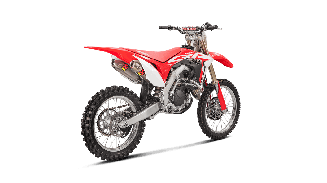 Escape Akrapovic Full System Honda CRF 450 R 2017-2019 all2bikes