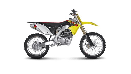 Escape Akrapovic Full System Suzuki RM-Z 250 2010-2018 all2bikes