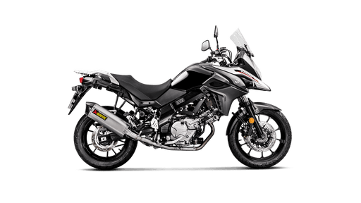 Escape Akrapovic Slip On Suzuki V-STROM 650 2017-2019 all2bikes