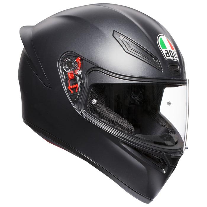 Casco K1 Solid Matte Black all2bikes