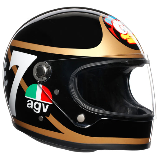 Casco X3000 Barry Sheene all2bikes