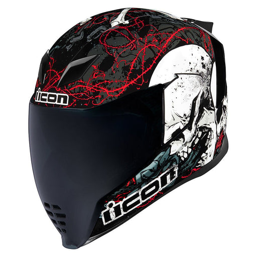 Casco Icon Airflite Skull 18 all2bikes