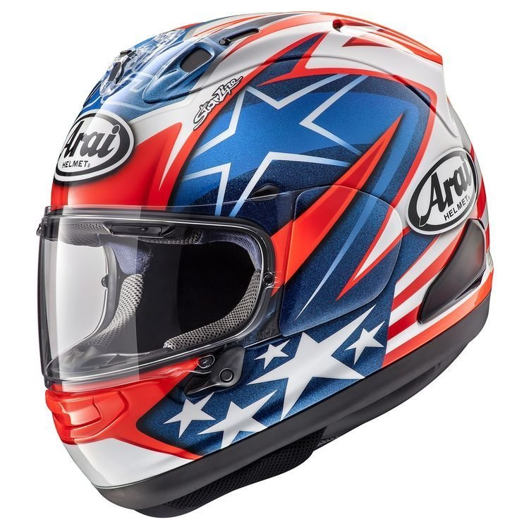 Casco Arai Corsair X Nicky 7 all2bikes
