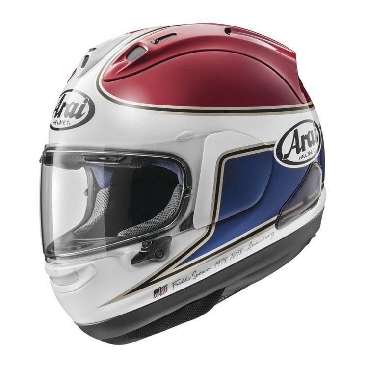 Casco Arai Corsair X Spencer 40 all2bikes