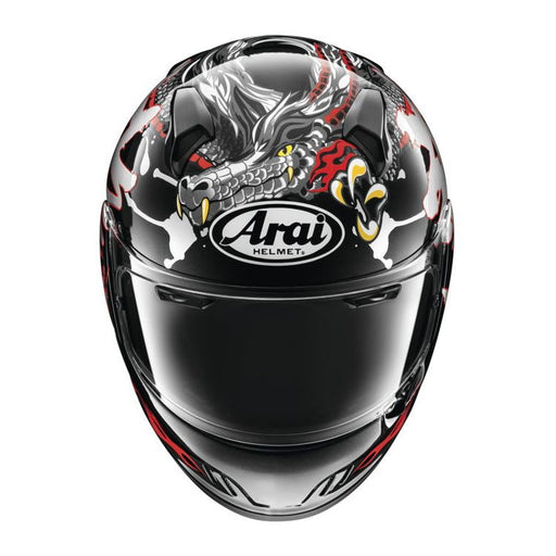 Casco Arai Defiant-X Dragon all2bikes