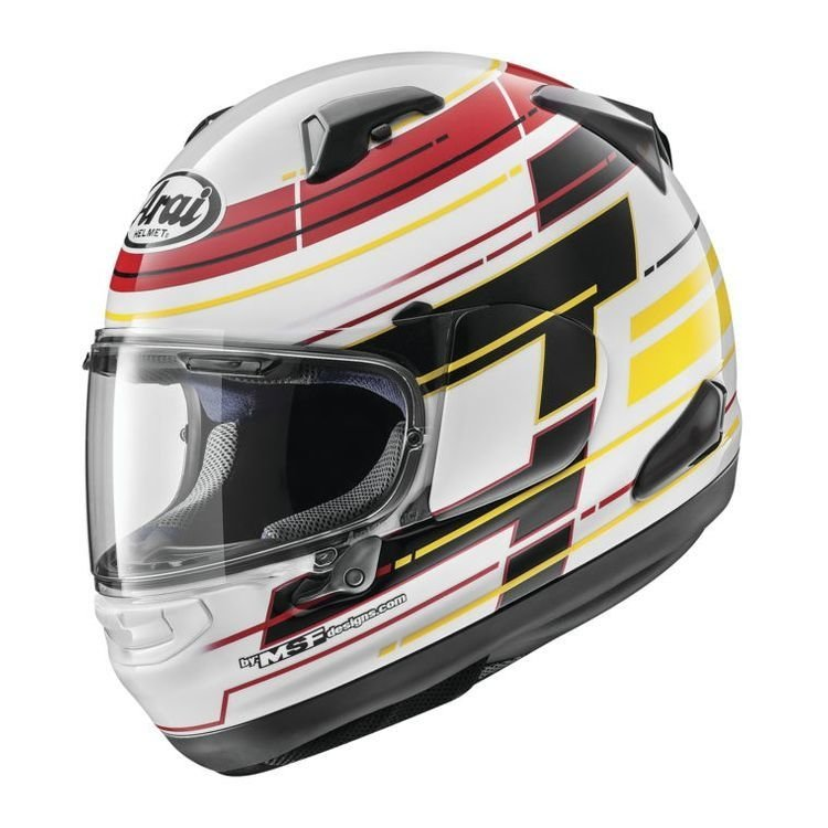 Casco Arai Signet-X Striker all2bikes